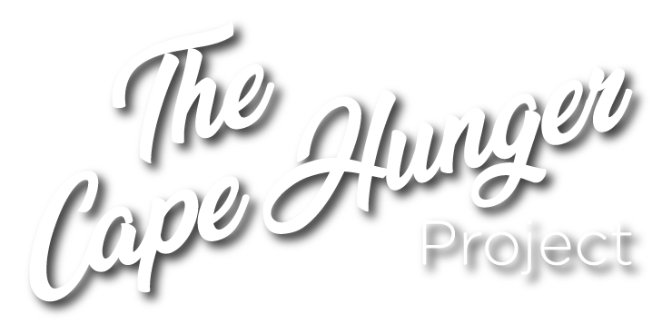 Cape Hunger Project Logo White