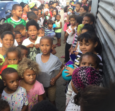 Cape Hunger Project Need